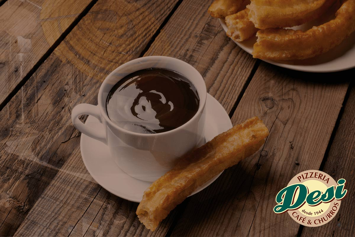 Churros con Chocolate en Granada
