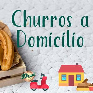 Churros a Domicilio en Granada - Churreria Desi
