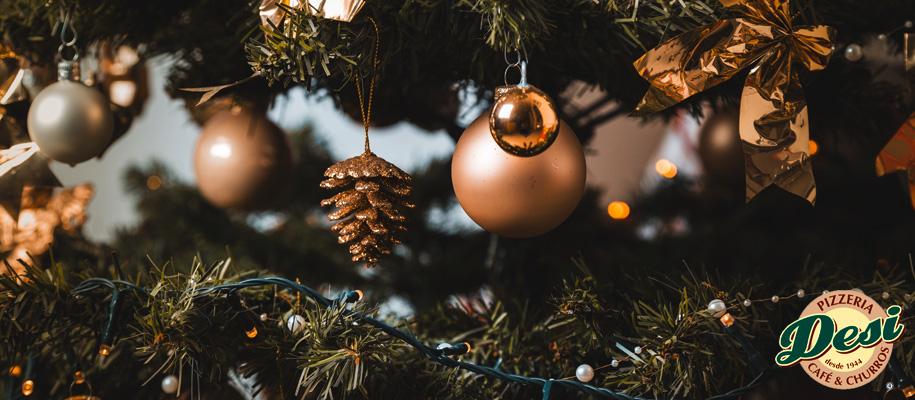 Churros en Granada Navidad