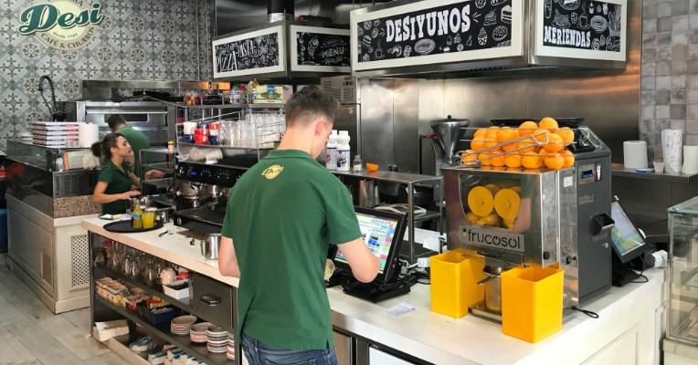 Donde Desayunar Centro Granada