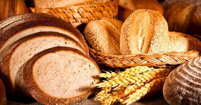 Tipos de pan más consumidos en España